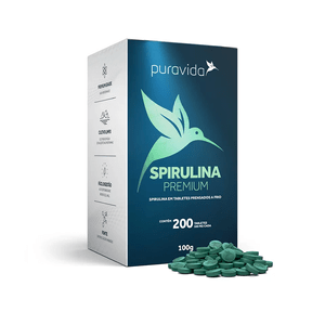 Spirulina-Organica-Puravida-200-Tabletes-de-500mg