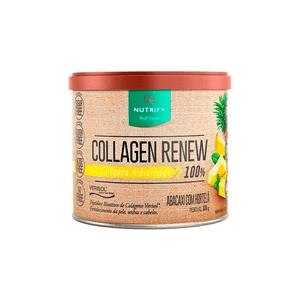 Collagen-Renew-Abacaxi-com-Hortela-Nutrify-300g