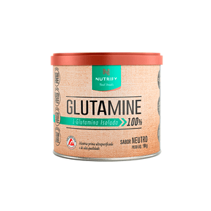L-Glutamina-Nutrify-150g
