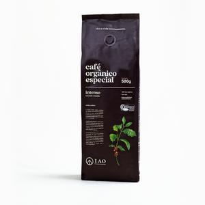 Cafe-Organico-Especial-Moido-Intenso-100--Arabica-IAO-500g