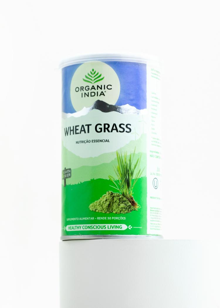 Banner Wheat Grass
